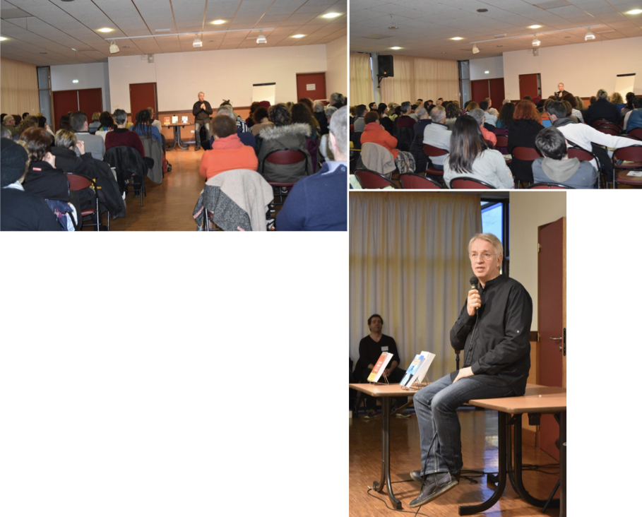 CONFERENCE BRUNO LALLEMENT