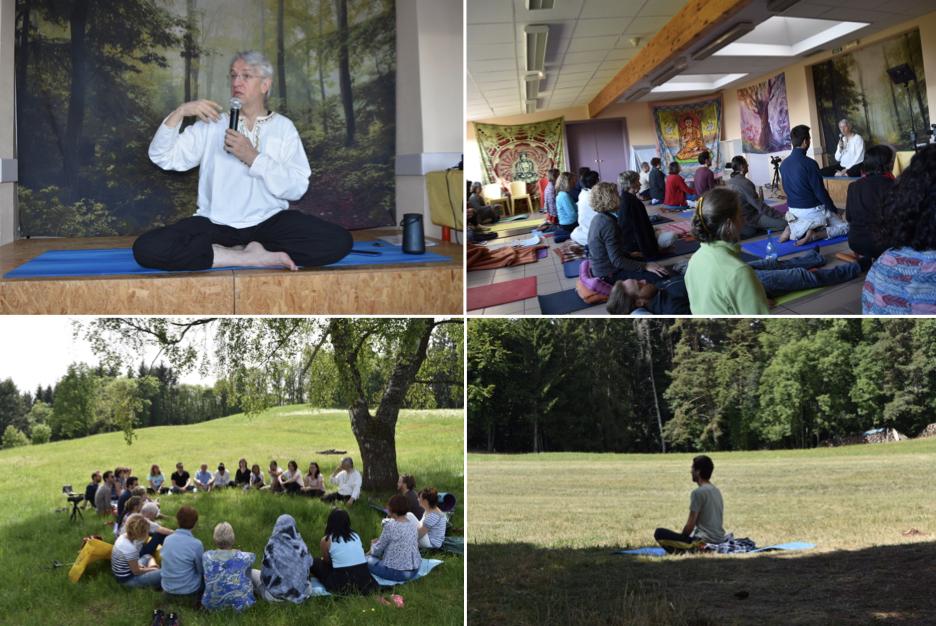 retraite méditation avec bruno lallement