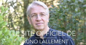 le site officiel de Bruno Lallement