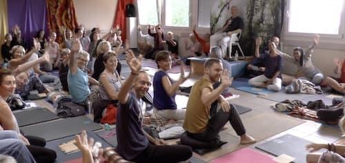 stage de méditation avec Bruno Lallement